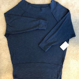 Free People Palisades Off the Shoulder - Size L